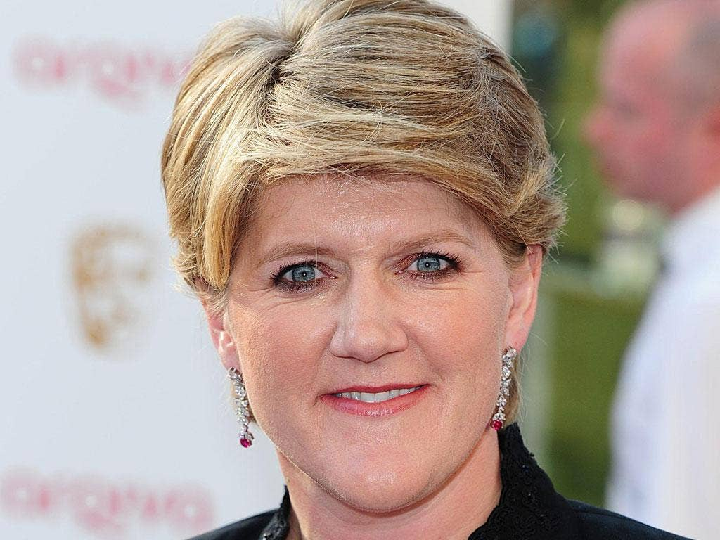 2 (4) - Clare Balding Presenter and author Ordinarily, being queen of the Olympics, a best-selling memoirist, champion of women's sport and darling of Twitter would be enough for a number-one slot. We love her, and her partner, Alice Arnold. We hope she'l