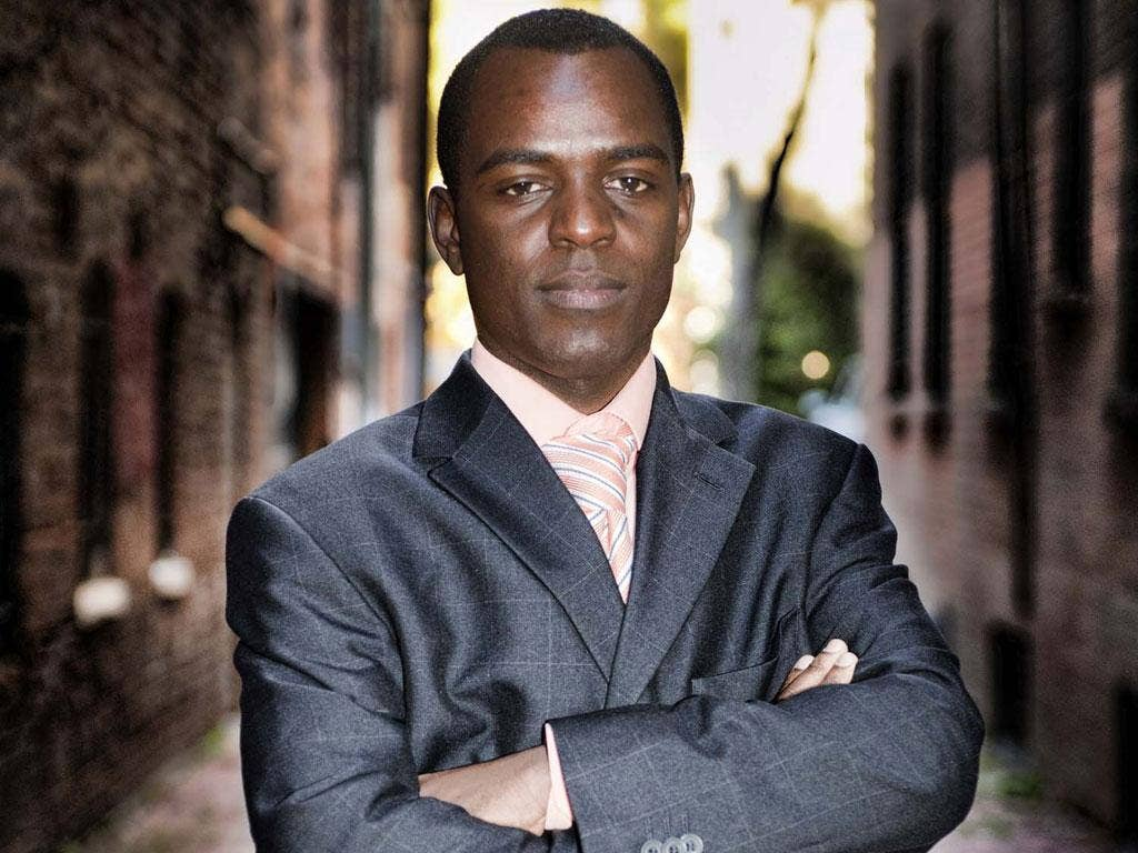 Frank Mugisha - Ugandan Activist Mugisha is the Executive Director of Sexual Minorities Uganda and continues fearlessly to lead the fight for gay rights in the African country after the murder of fellow campaigner David Kato in 2011.