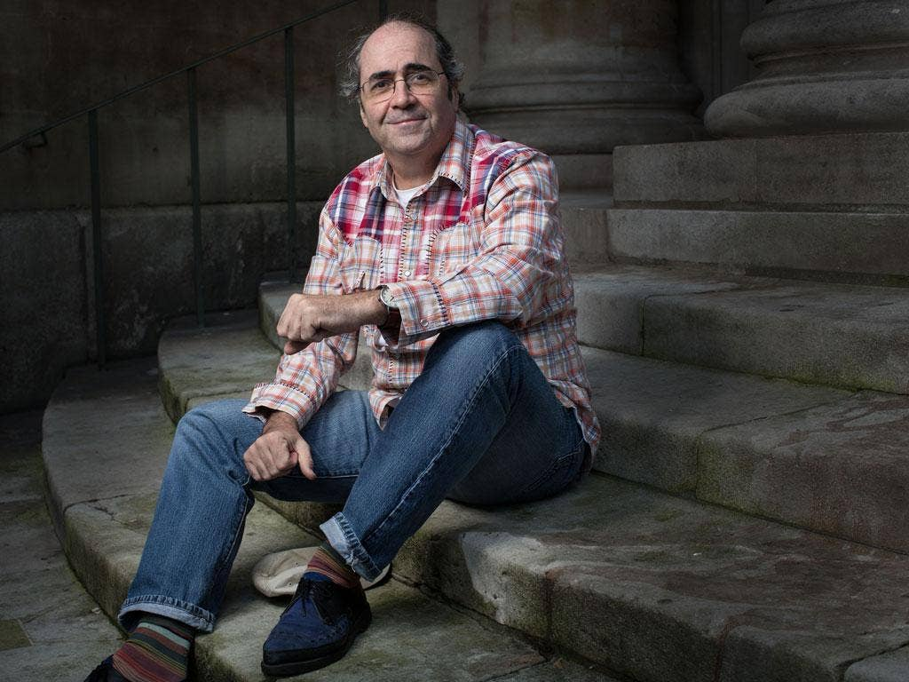 Unseated: Danny Baker, sacked by the BBC, laid into his employers on air