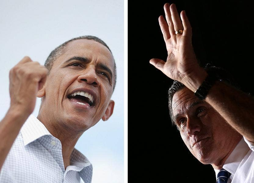Obama v Romney: The battle is almost over