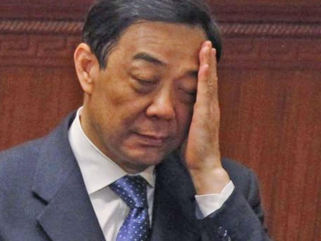 The Communist elite has endorsed the expulsion of politician Bo Xilai