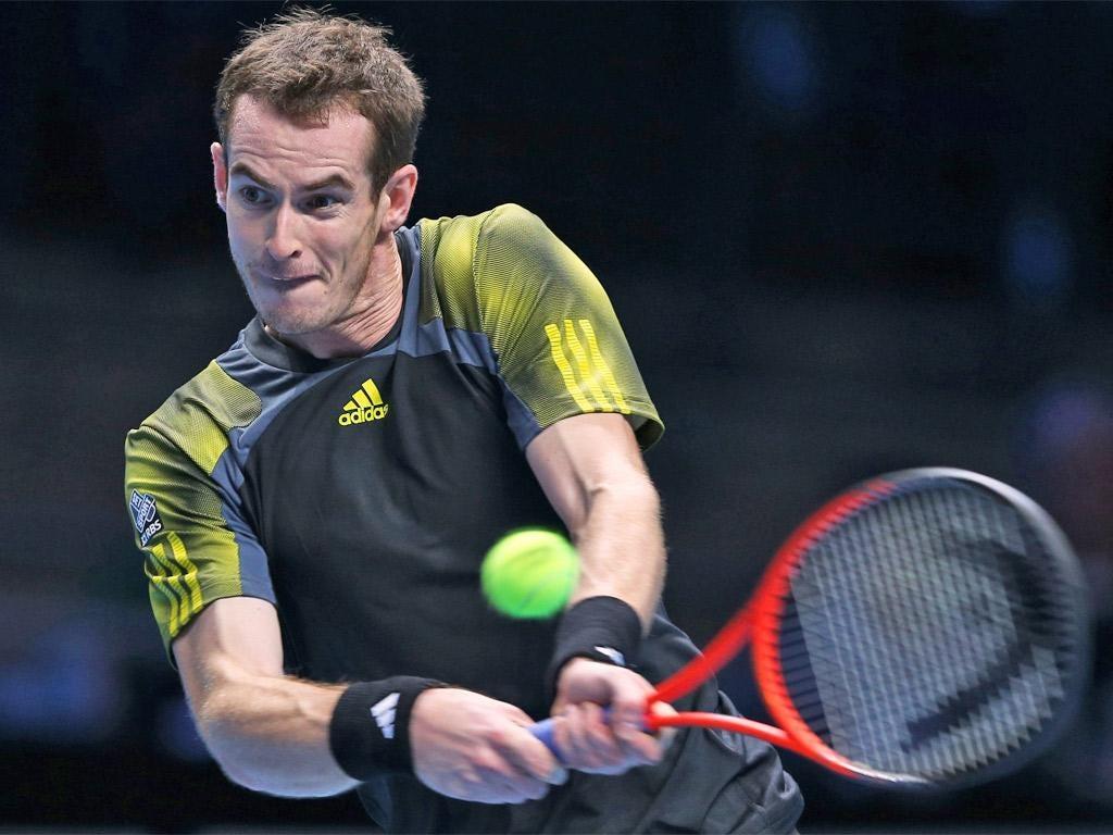 Andy Murray beat Novak Djokovic en route to winning Olympic gold