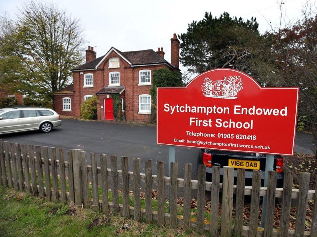 Sytchampton Endowed First School