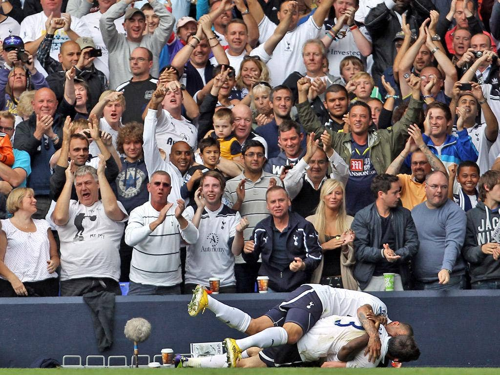 Tottenham have defended their fans' use of the 'Y-word'