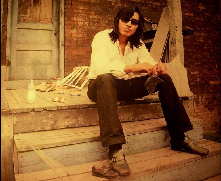 Sixto Rodriguez is enjoying a revival few expected