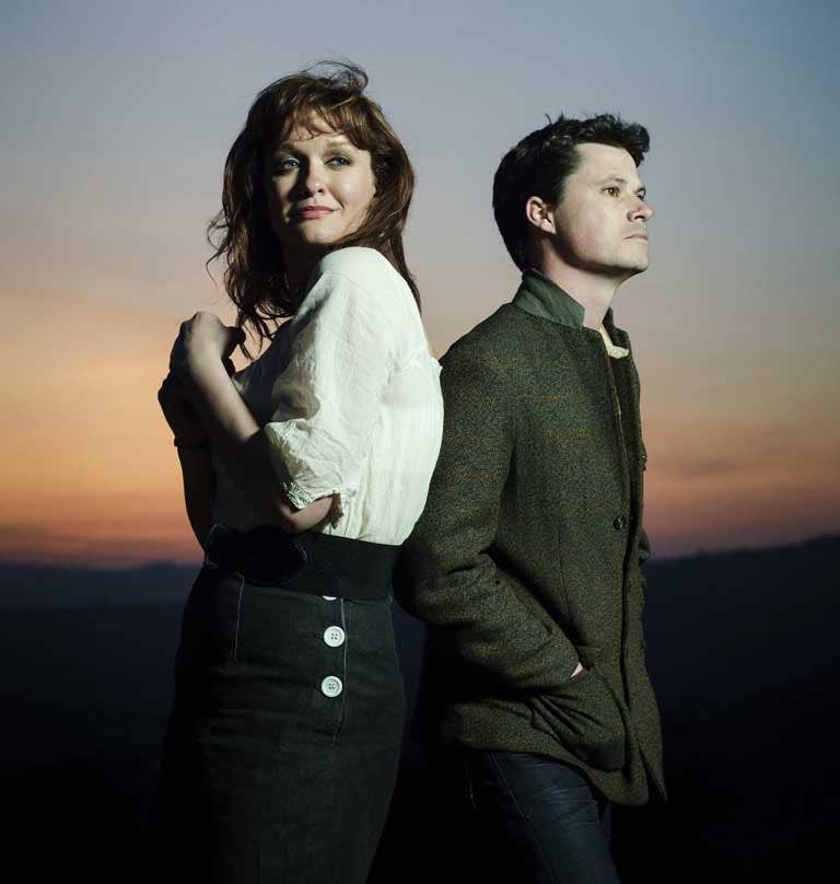 Husband-and-wife duo Roberts and Lakeman will tour until the beginning of December