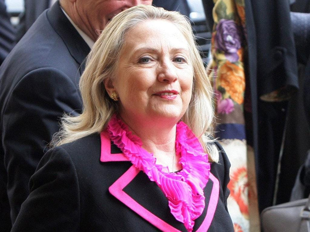 Hillary Clinton is the clear favourite for the Democrats' Presidential nomination in 2016