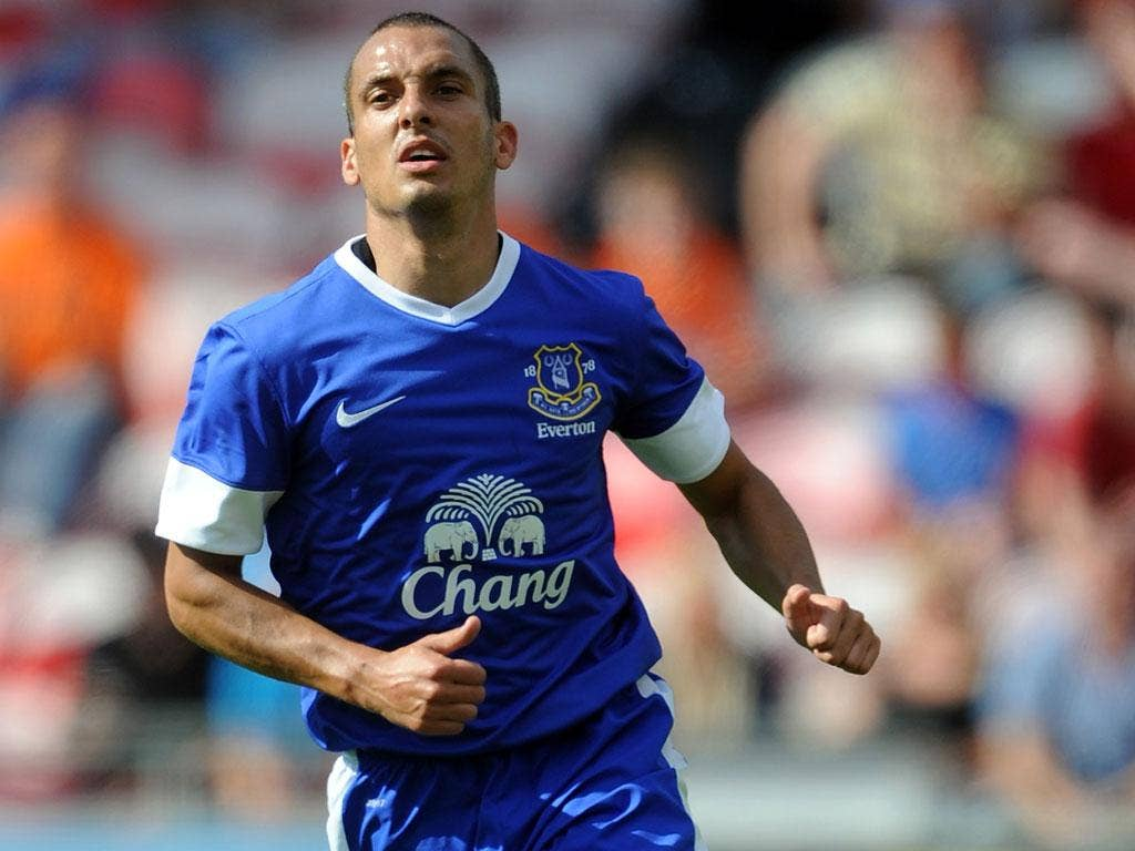 Leon Osman is in the squad to face Sweden