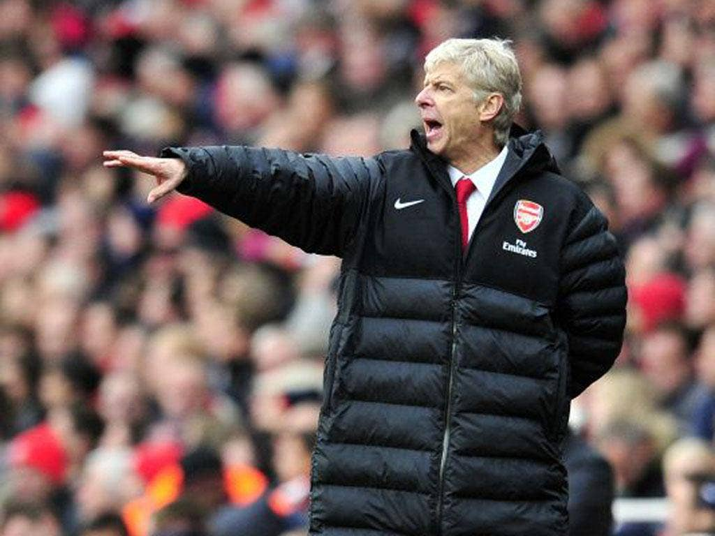 Arsène Wenger last won a trophy with Arsenal in 2005