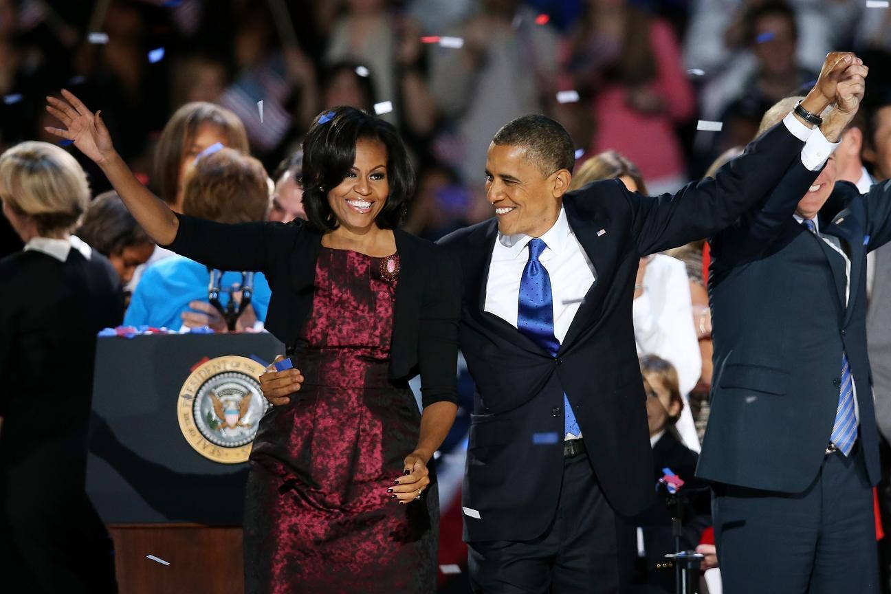 Obama's re-election: a time for prayer?