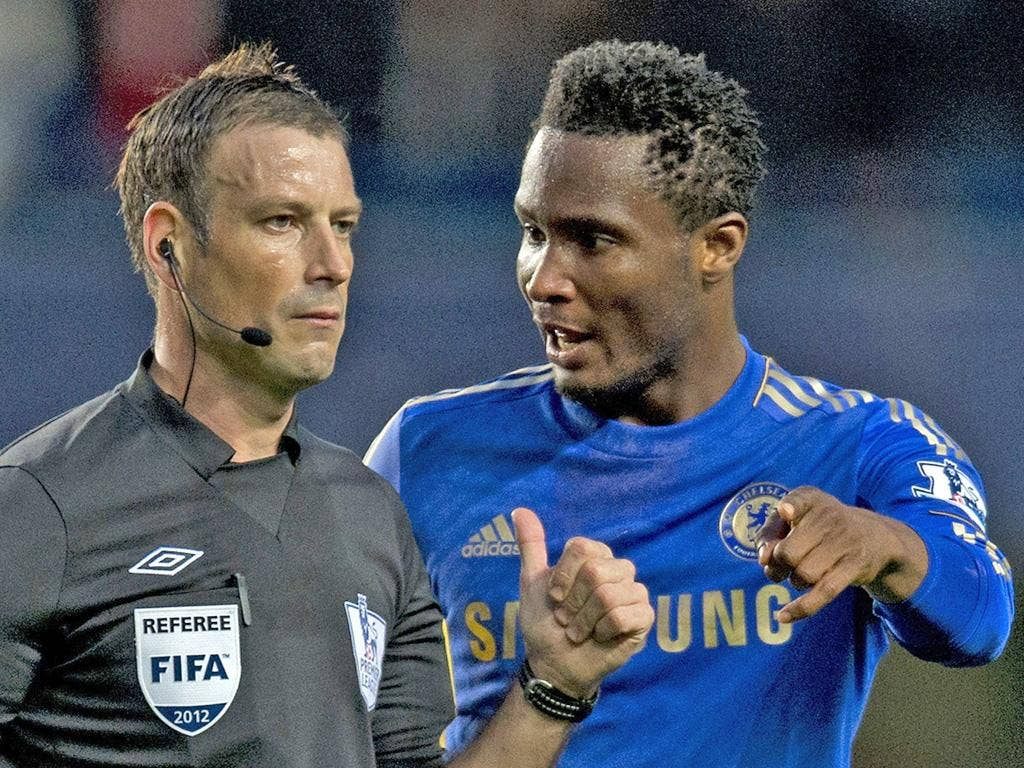 Mark Clattenburg: The FA is to decide this week whether the referee has a case to answer over racial abuse