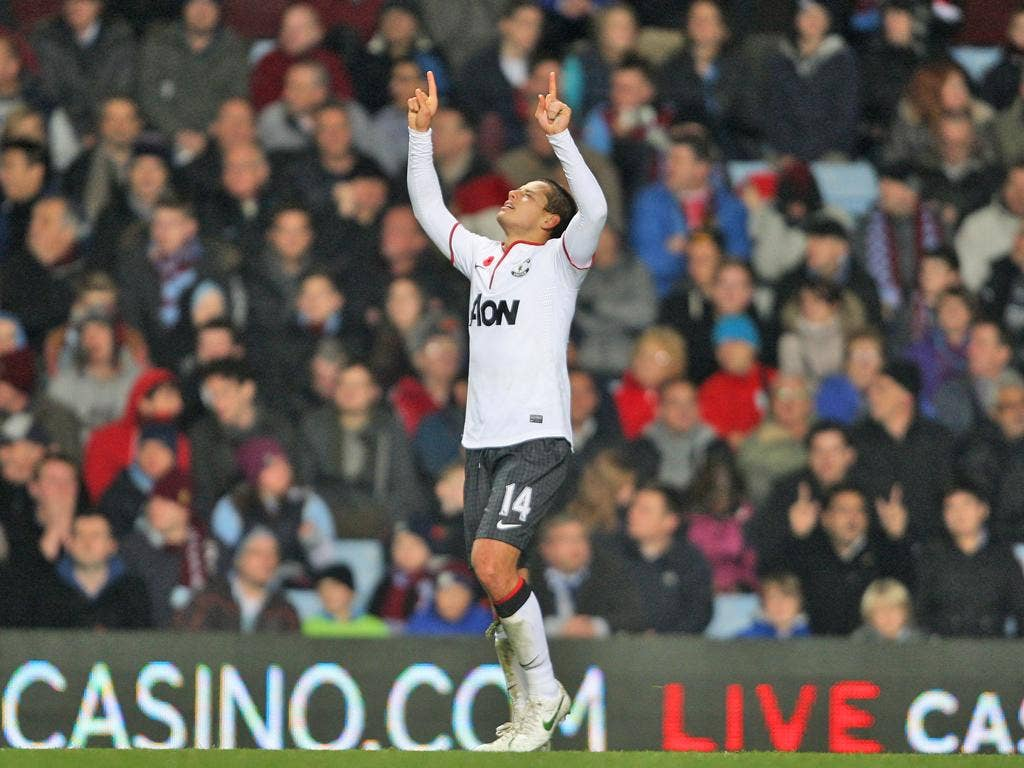 Javier Hernandez has scored a league goal every 117 minutes for United, and one every 50 minutes this season. Eight of his 27 league goals have come as a substitute