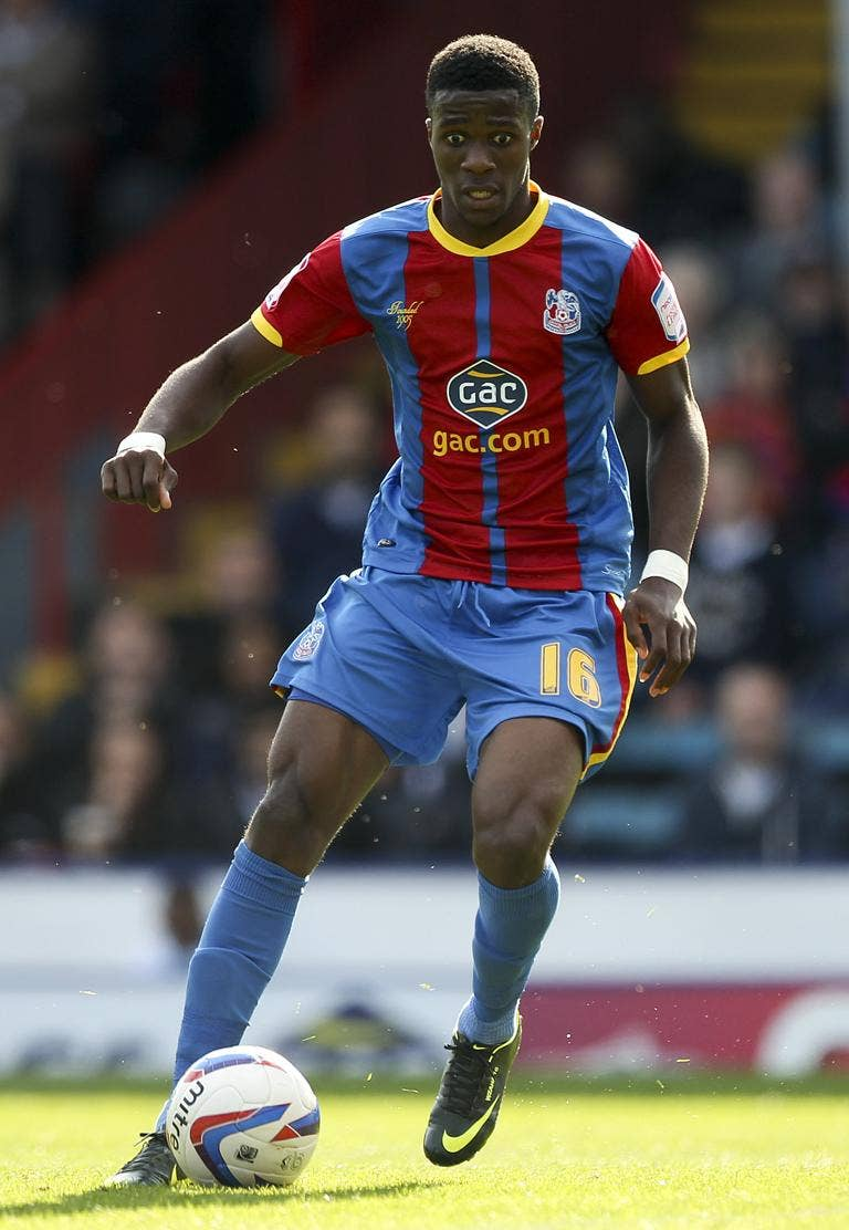Zaha signed a new five-and-a-half year contract last December amid interest from a host of Premier League clubs
