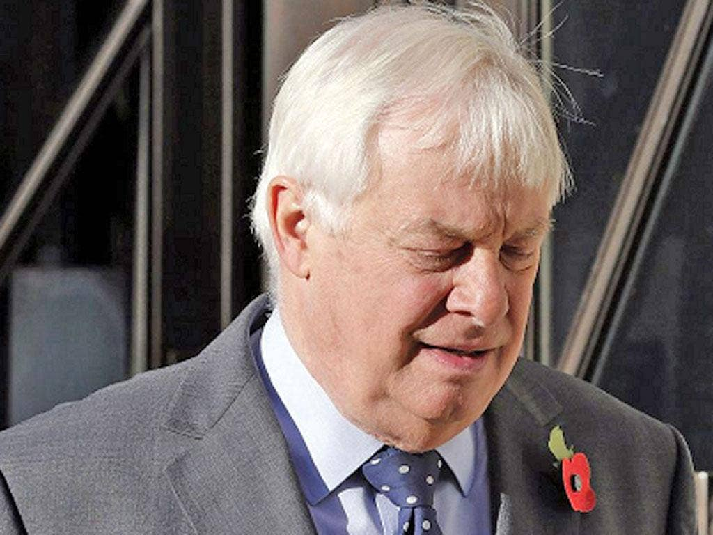 Lord Patten admitted yesterday that the BBC needed to 'get a grip'