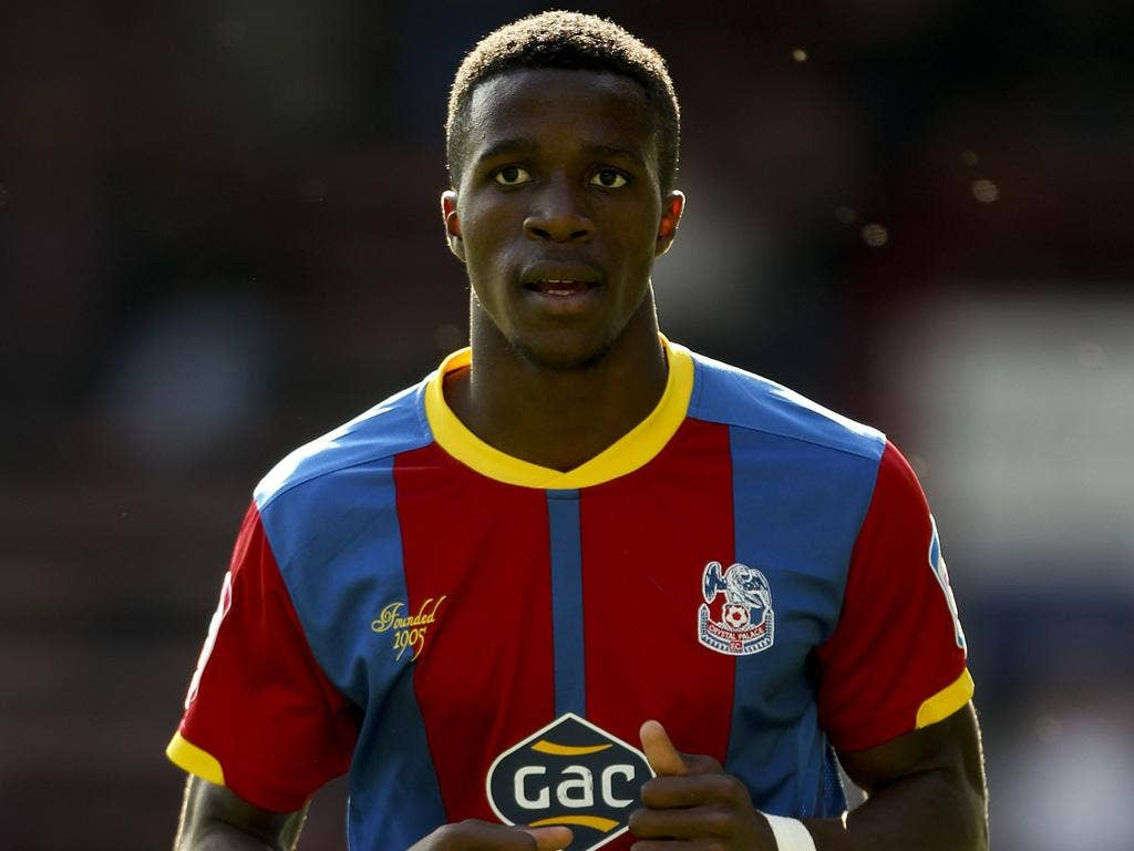 Wilfried Zaha is in superb form for Championship leaders Palace