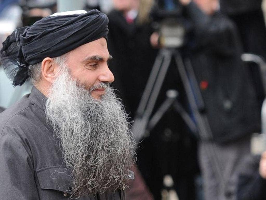 Terror suspect Abu Qatada was released from Long Lartin prison today after winning the latest round in his battle against deportation