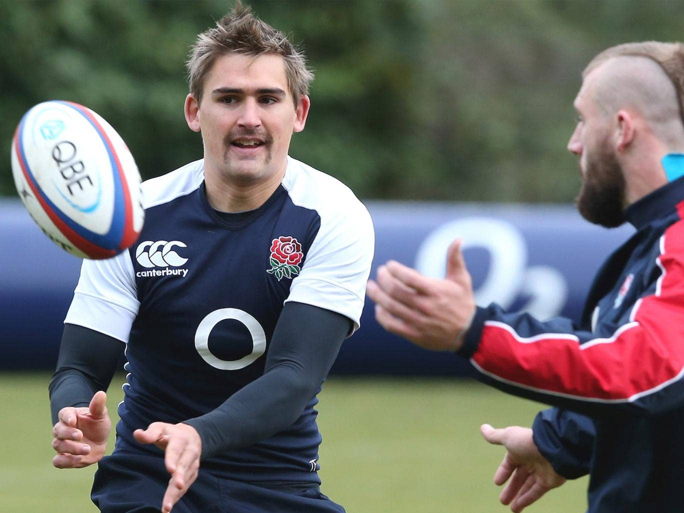 Leicester's Toby Flood is set to win his 52nd cap on Saturday