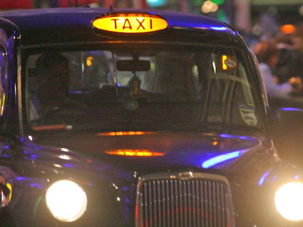 London's cabbies have become an army of tech-savvy earl  adopters
