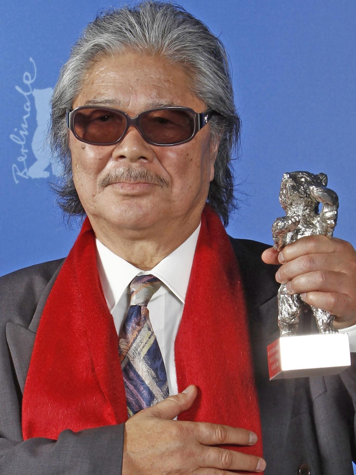 A one-take director, Koji Wakamatsu