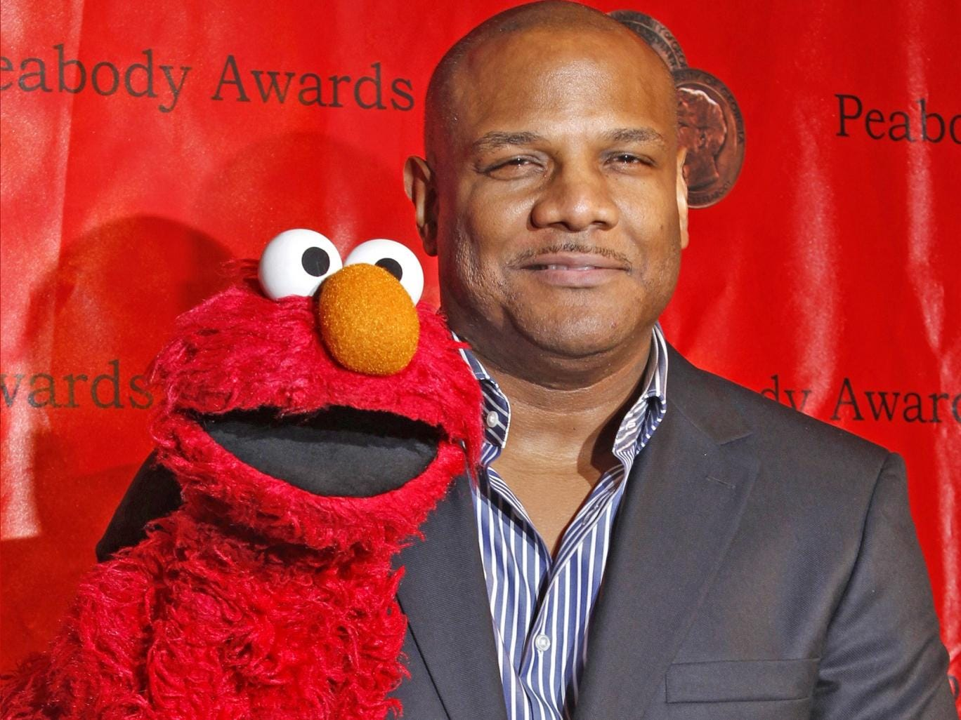 Kevin Clash, the voice of Elmo in the hit show Sesame Street