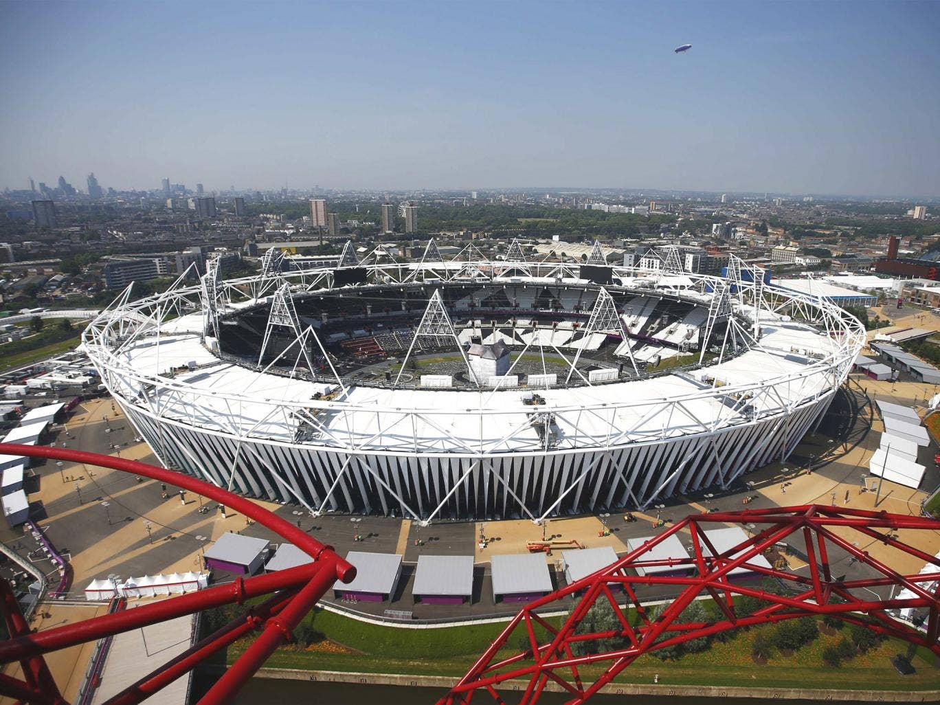 The future of the Olympic Stadium is still undecided