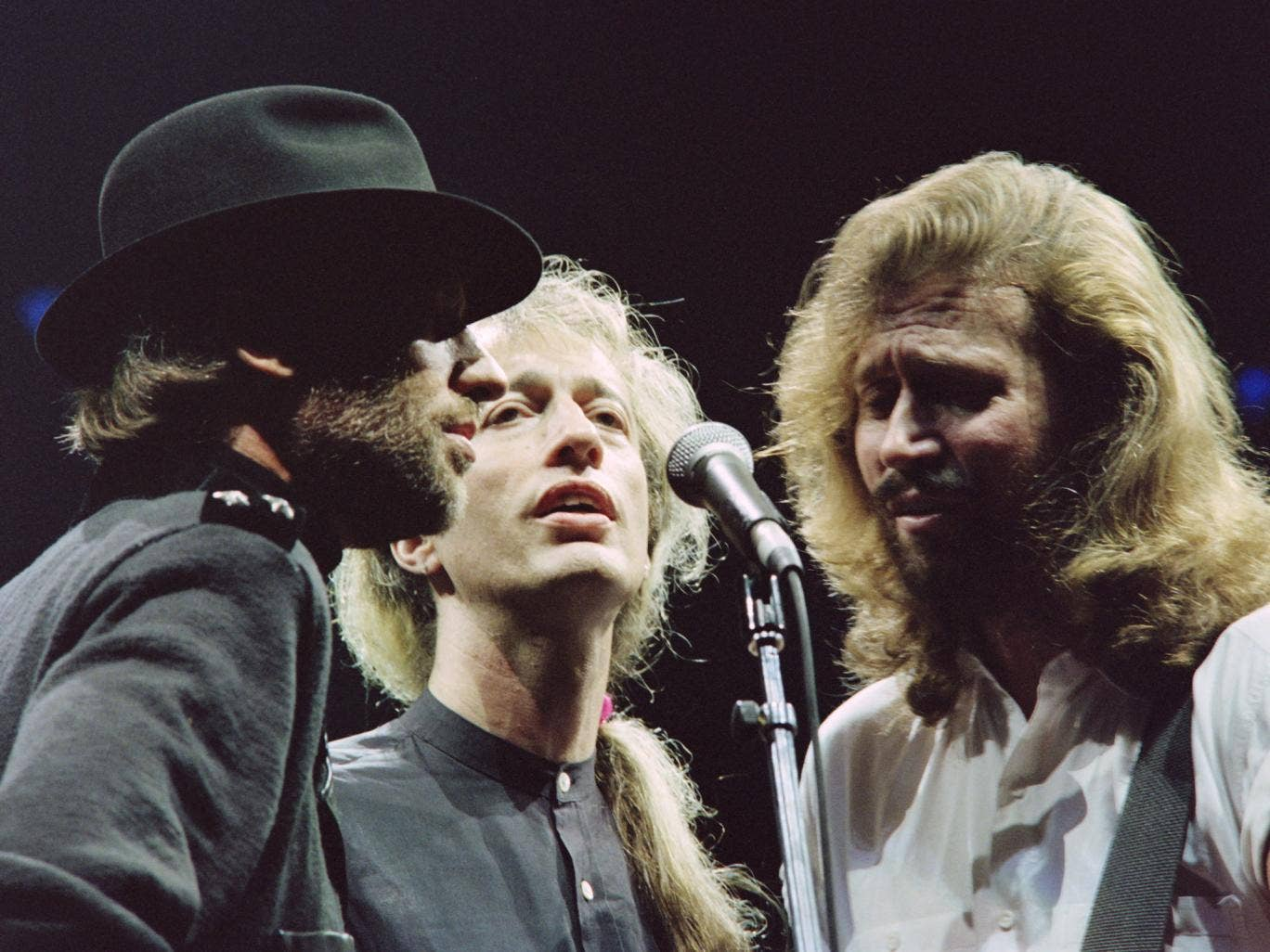 Bee Gees: A popular sound in new Libya