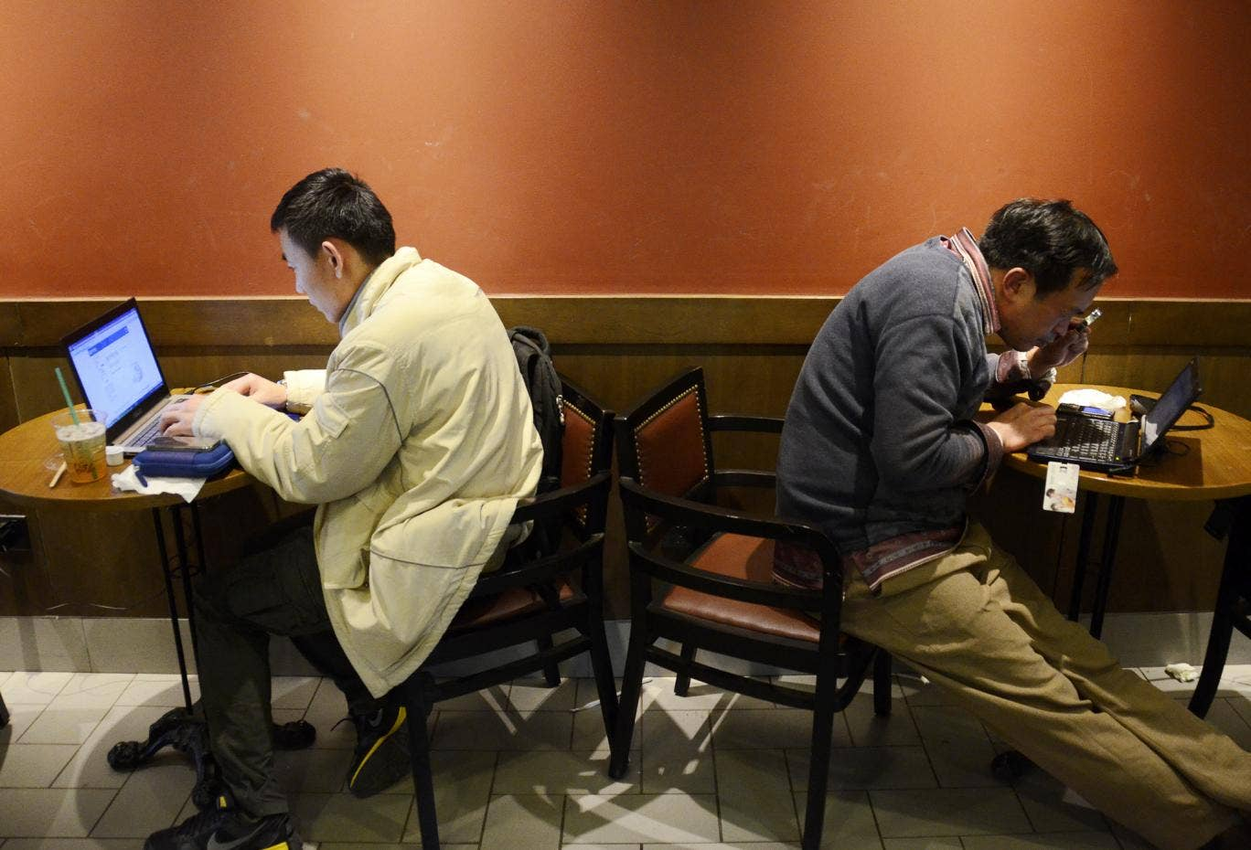 Could this spell the end for frustratingly slow internet connections in coffee shops, libraries and airports?