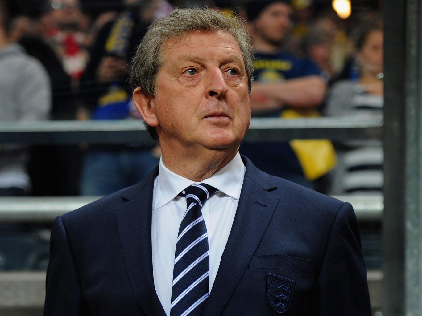 England boss Roy Hodgson insists he has plenty of reasons to be cheerful