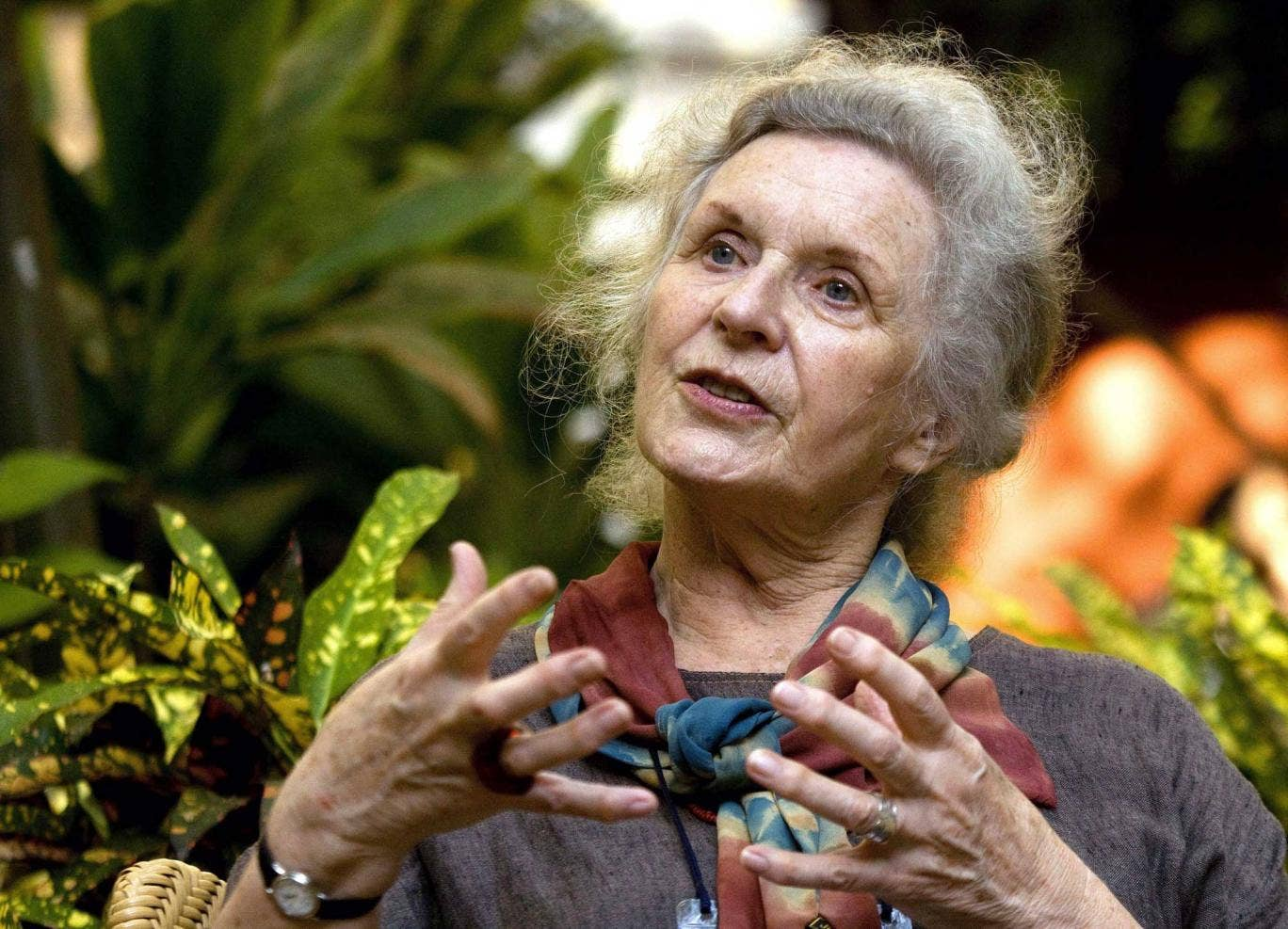 Gillian Beer will be celebrating the work of Lewis Carroll
