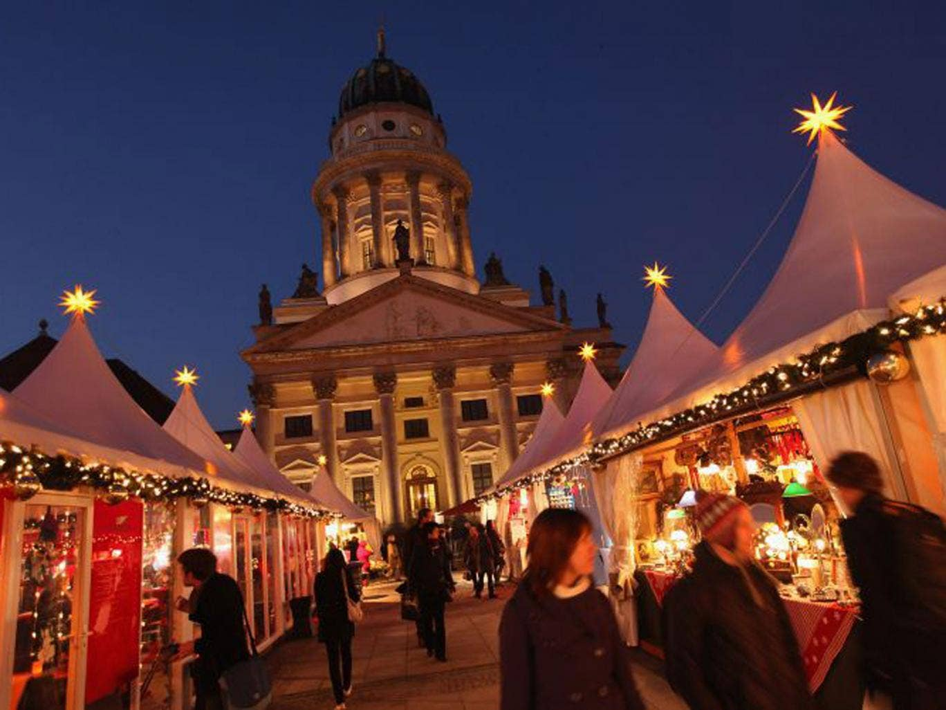 Tradition or trap? Berlin's Christmas market