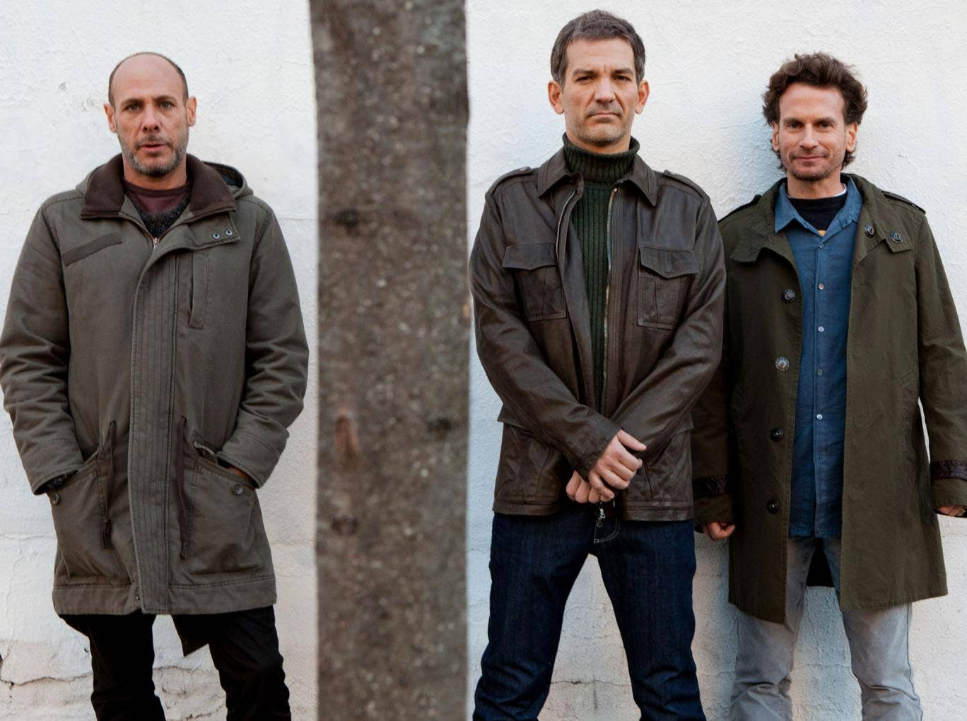 Swing kings: the Brad Mehldau Trio have stood the test of time