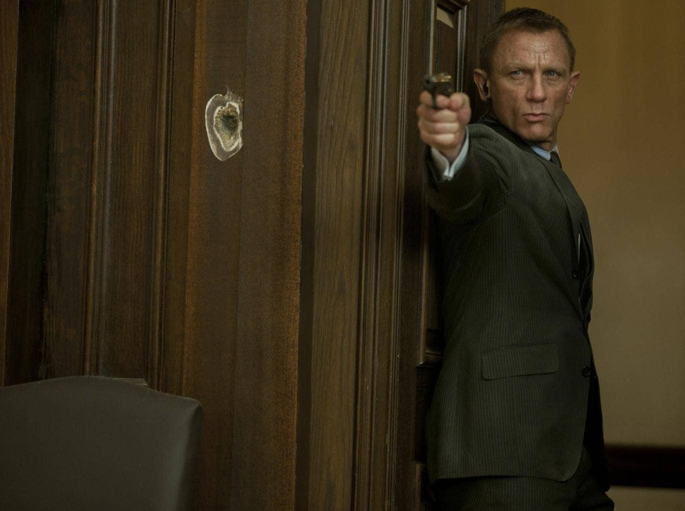 'Skyfall' is the best Bond film in the history of the universe. Or is it?