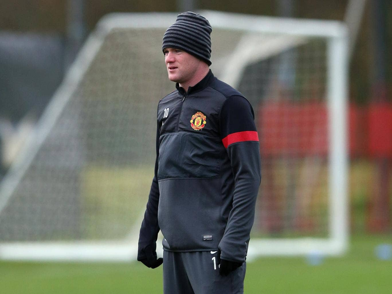 Wayne Rooney will not travel to Turkey, even though he was able to return to training this morning