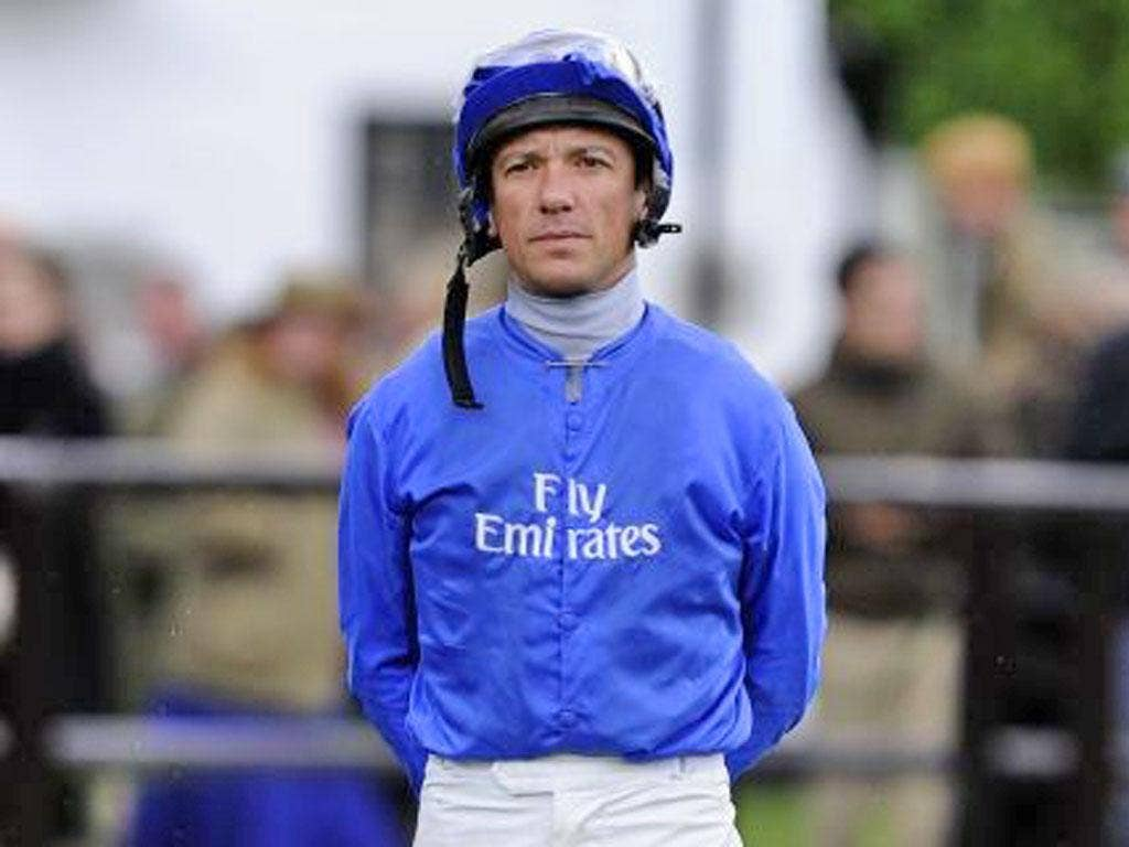 Frankie Dettori will today appear before a medical panel in France