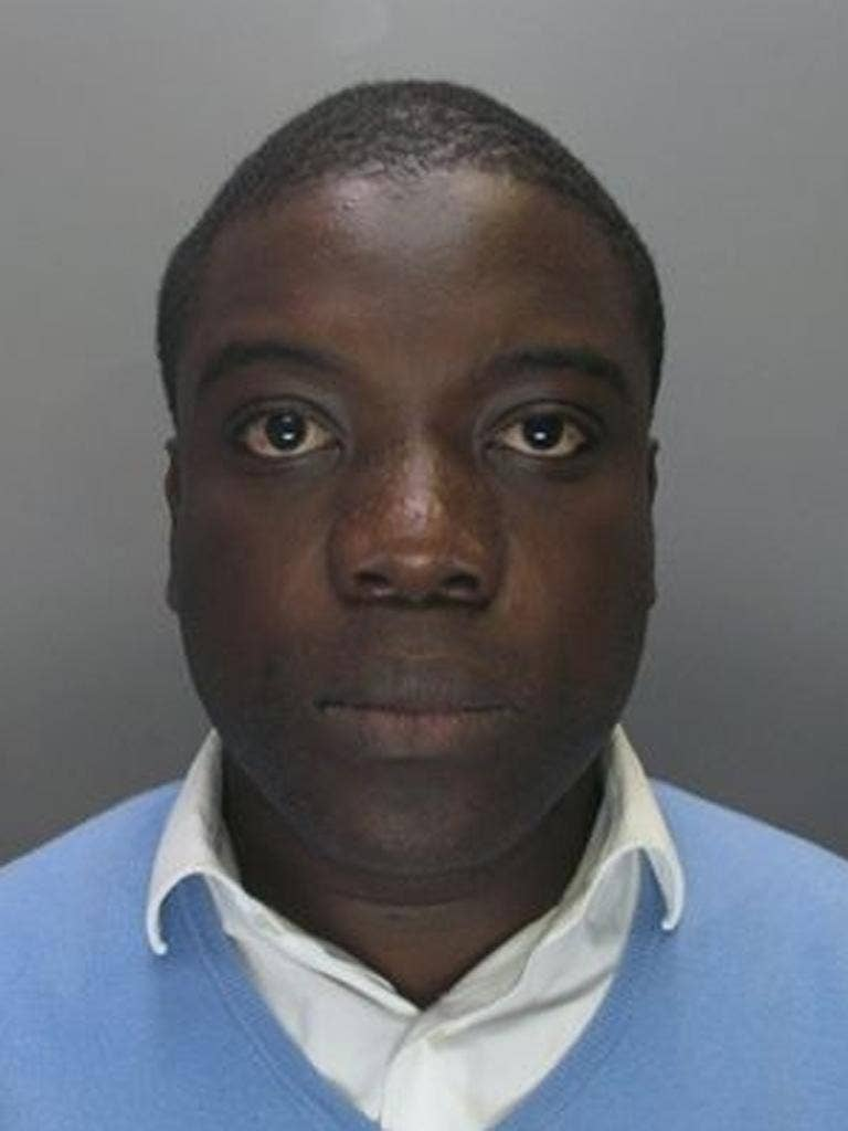 Kweku Adoboli was jailed for seven years today