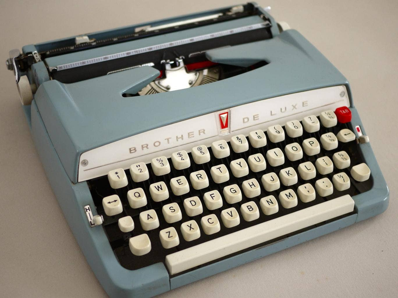 After 130 years of rattle and clang, the typewriter is dead