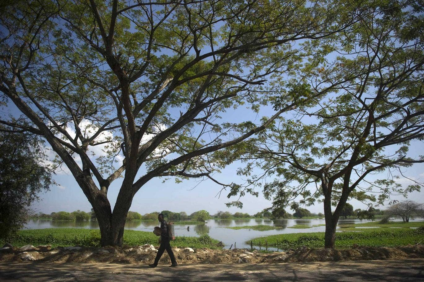 Spirited journeys: A walk along the Magdalena River