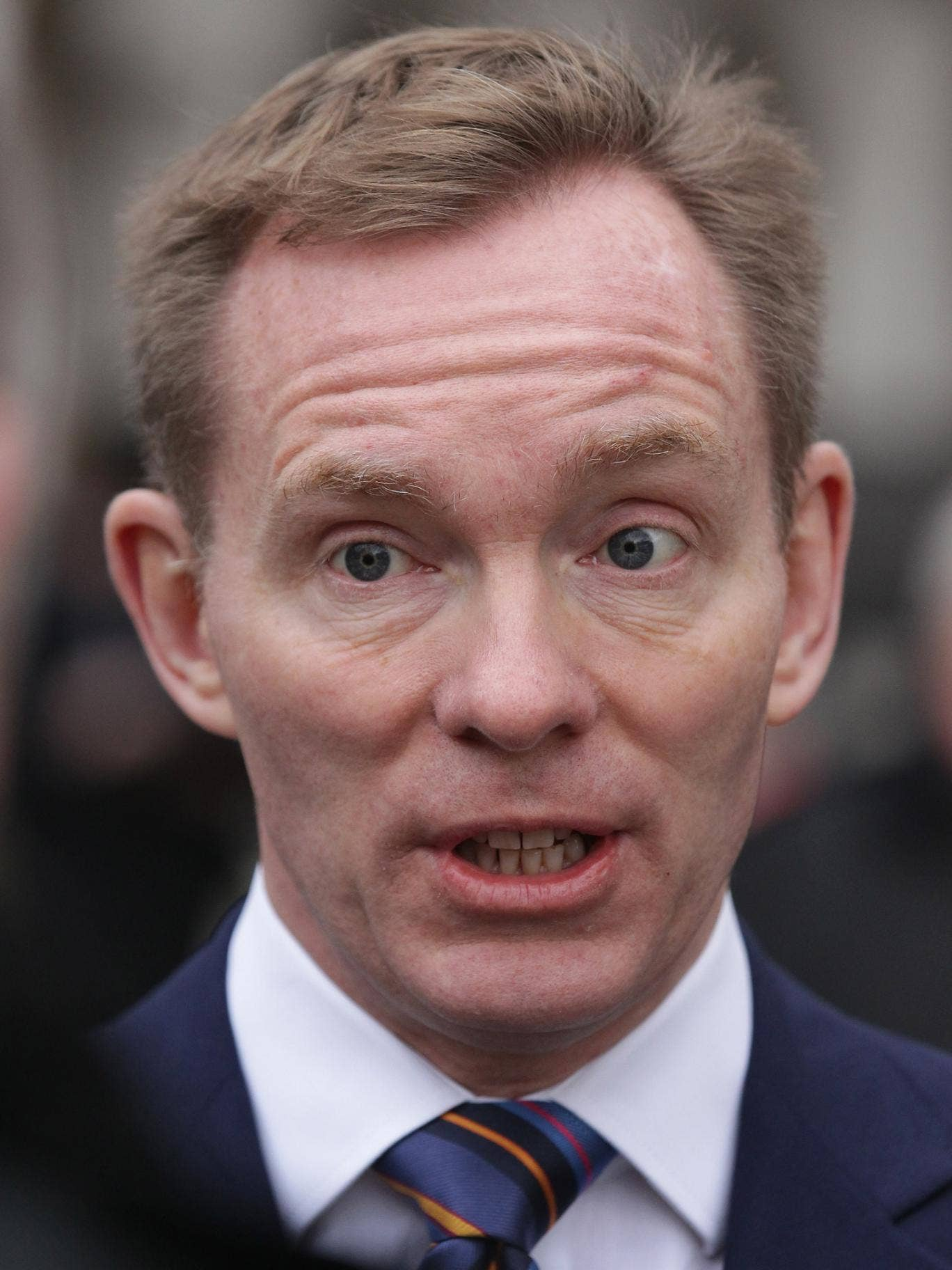 Chris Bryant says he was targeted by the CFoR