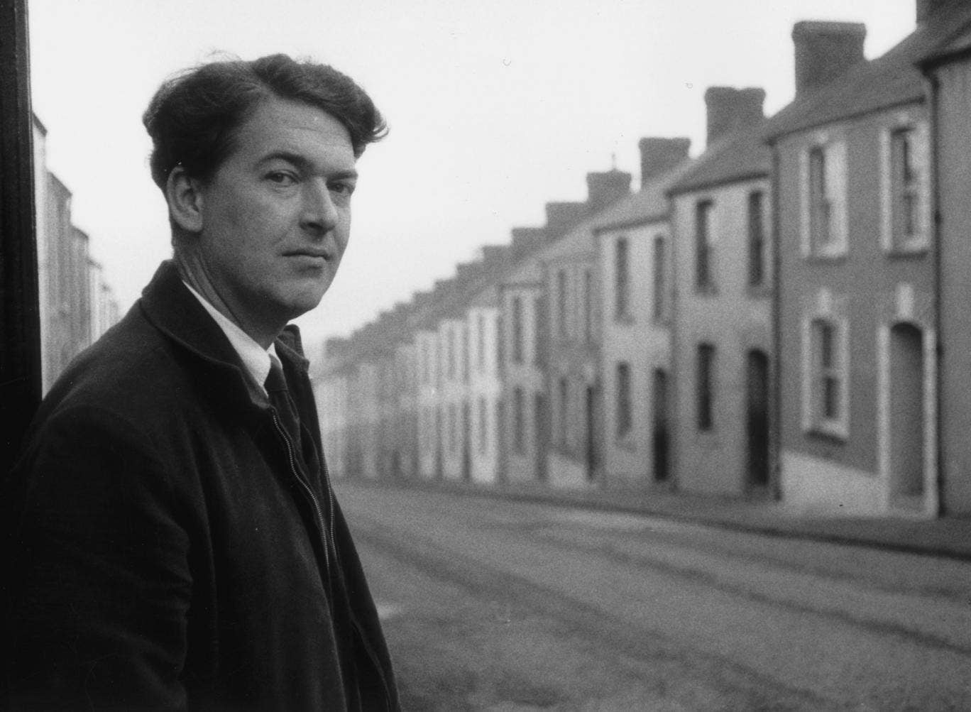 Kingsley Amis (pictured) and Philip Larkin were brought together by a liking for girls, books, and jazz