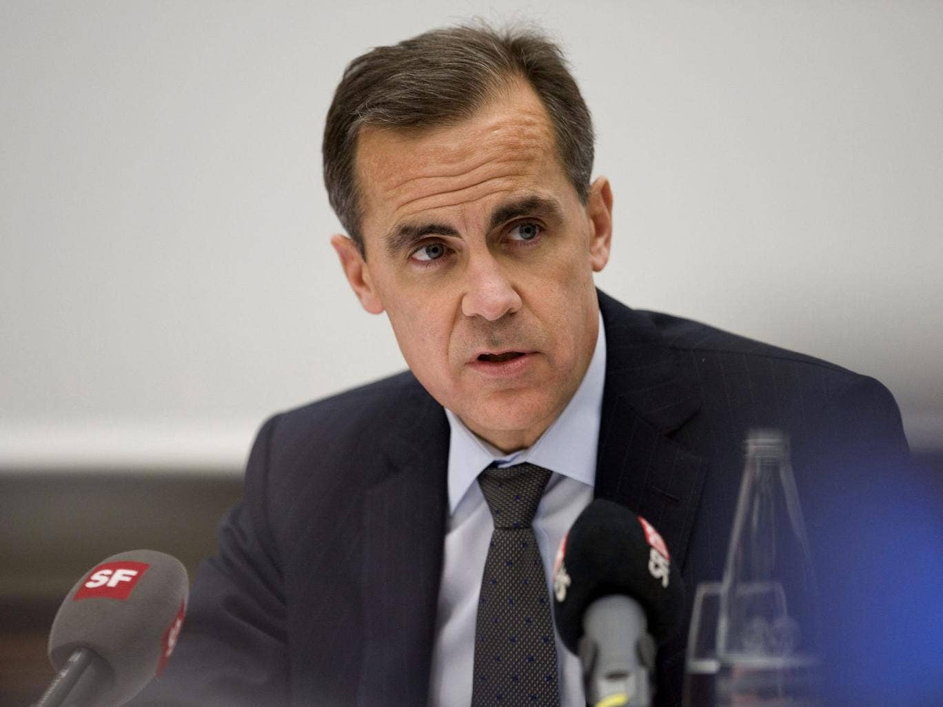 Mark Carney has been named as the new Bank of England Governor
