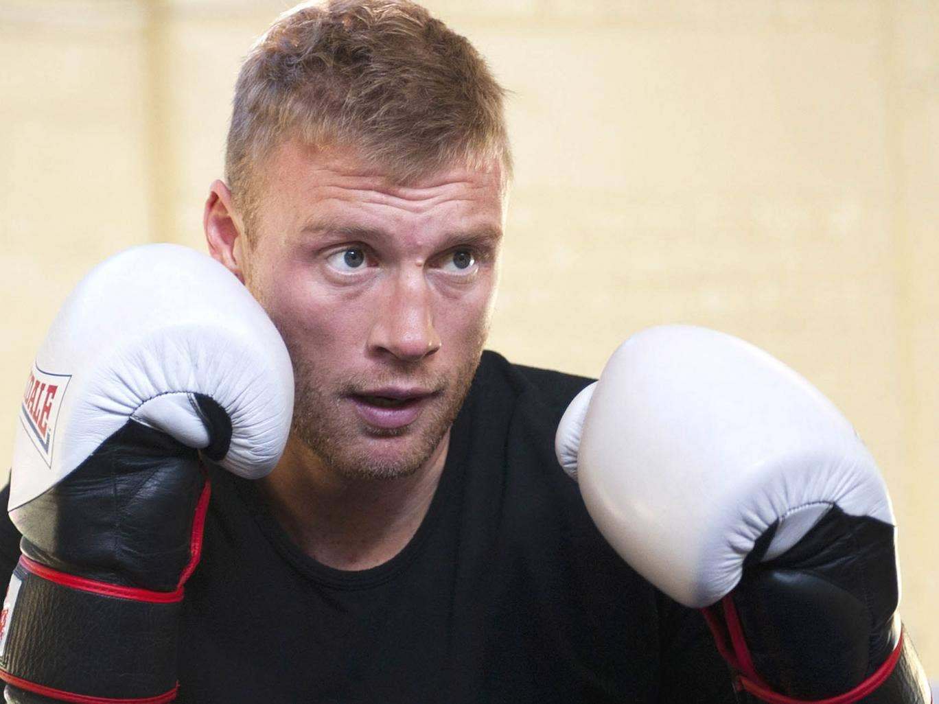 Freddie Flintoff makes his boxing debut on Friday