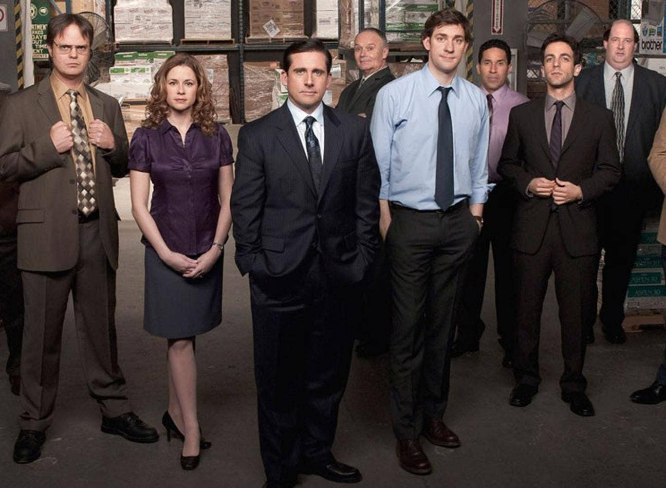 The Office has been a big part of NBC's schedule for years. It is also a prominent product placer, with plots revolving around such brands as Chili's and Stap