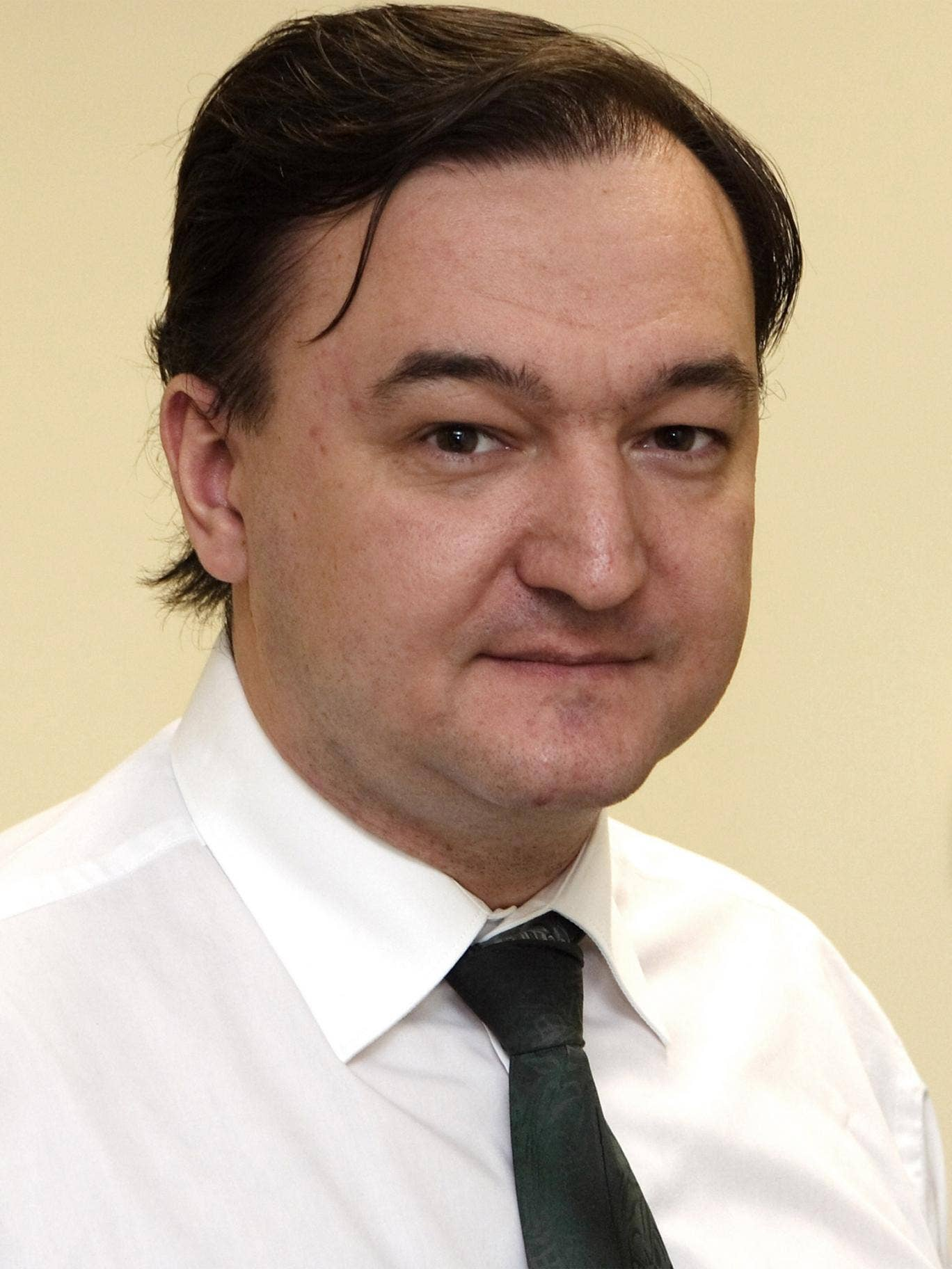 Sergei Magnitsky died in custody nine months after he was arrested