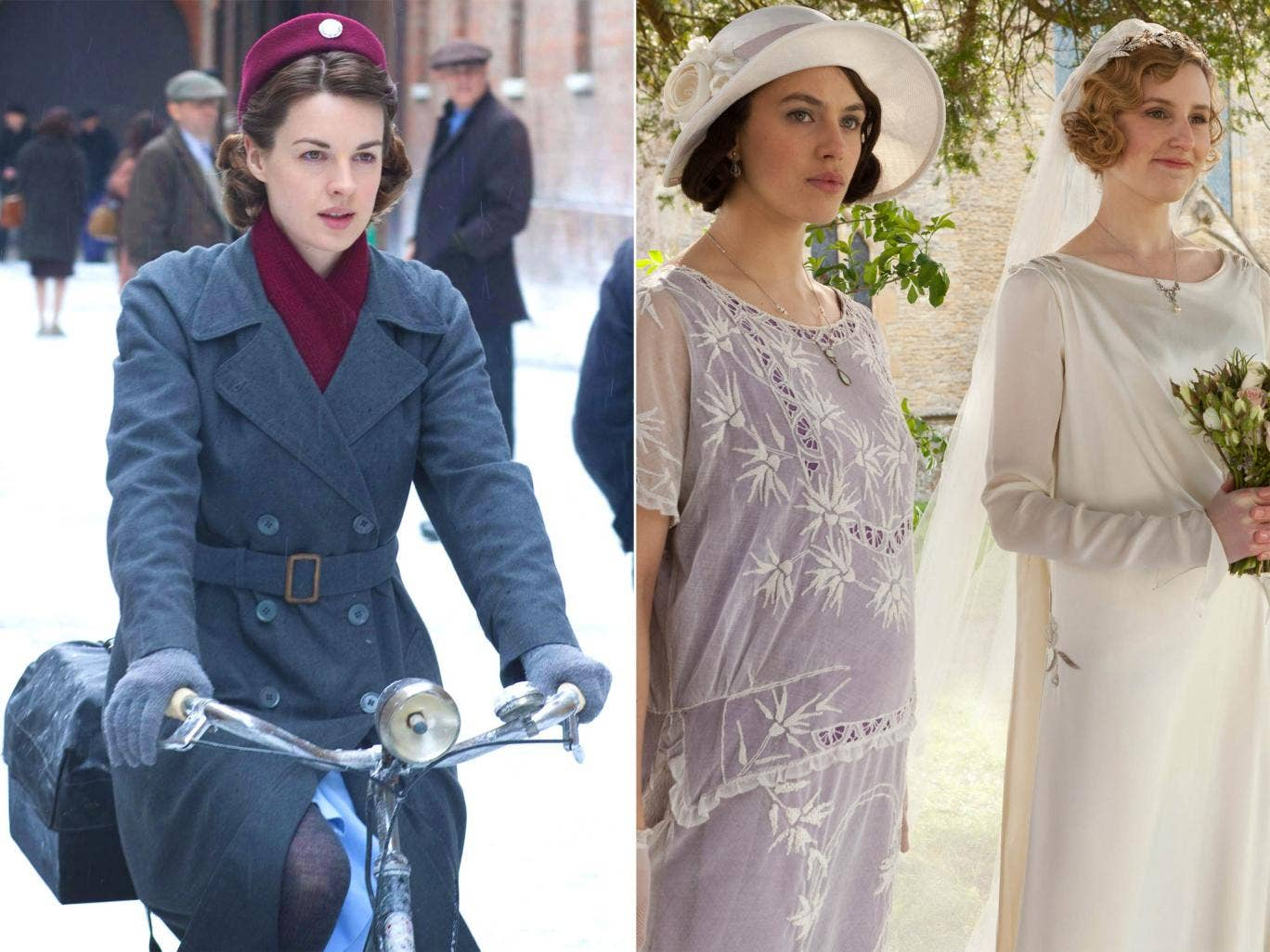 'Call The Midwife' and 'Downton Abbey' will not go head-to-head this Christmas