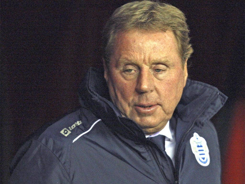 Redknapp: 'I can see decent players there that need to be a team and play as a team'