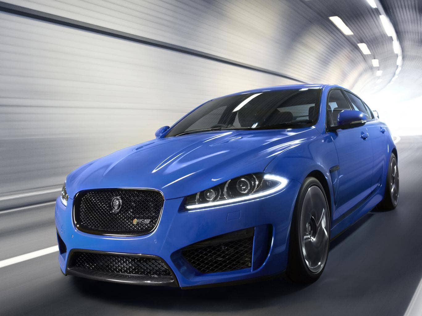 The all-new XFR-S performance saloon