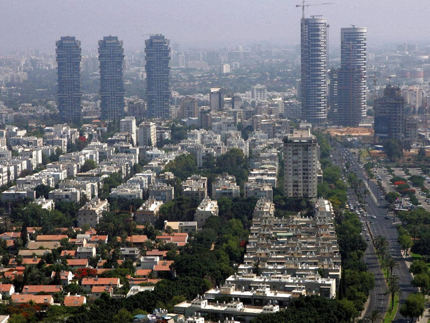 Tel Aviv: Soon to be home to the mysterious 'Site 911'