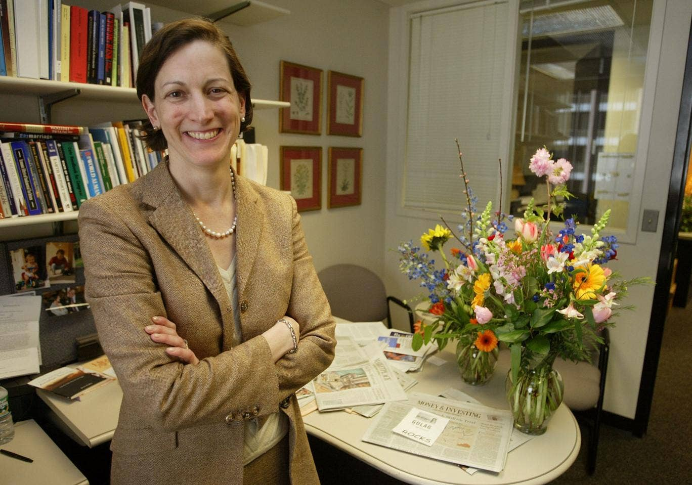 Pulitzer Prize-winning historian Anne Applebaum will talk about Iron Curtain: the Crushing of Eastern Europe 1944-56