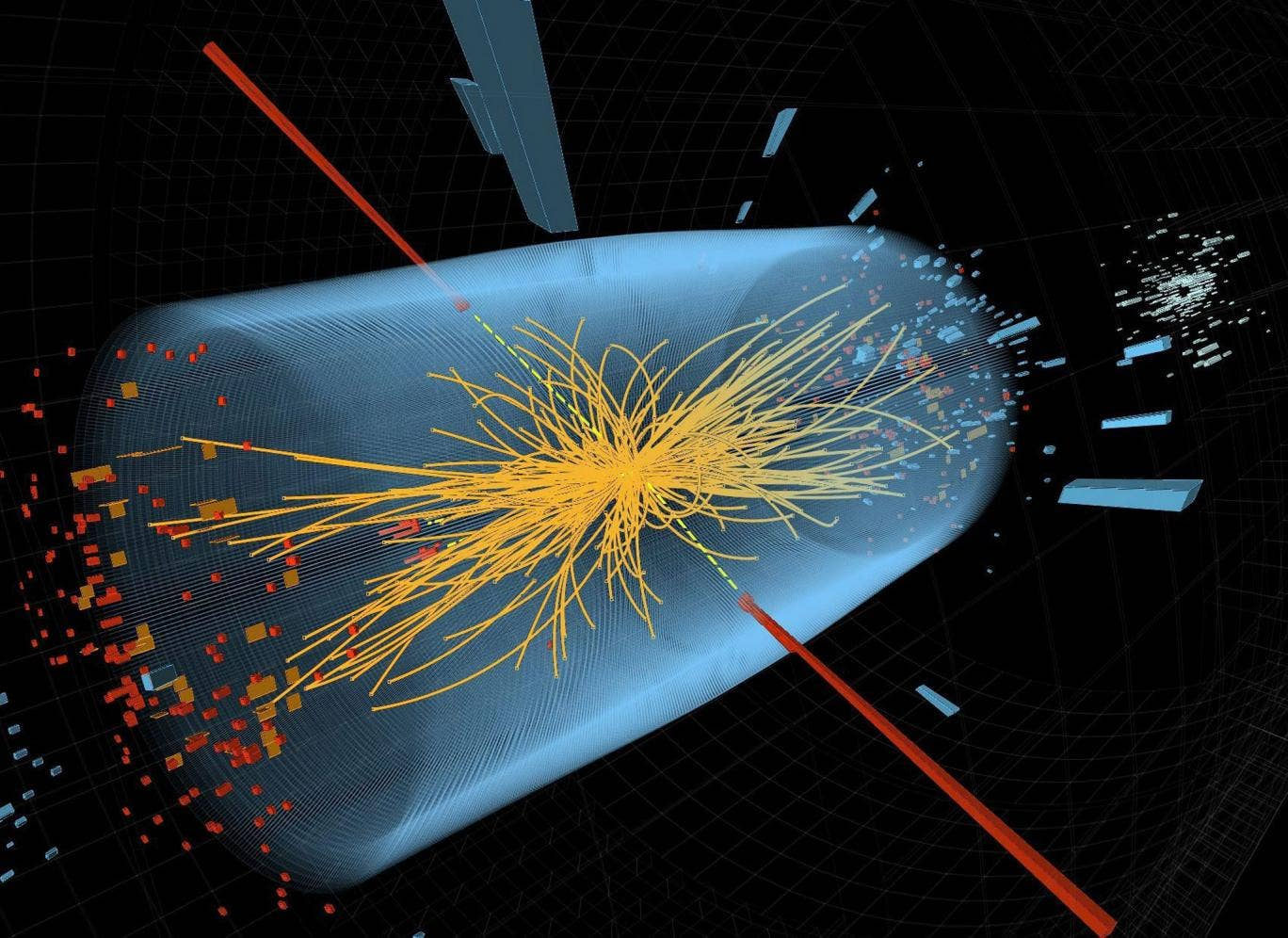 Missing link: Higgs boson
