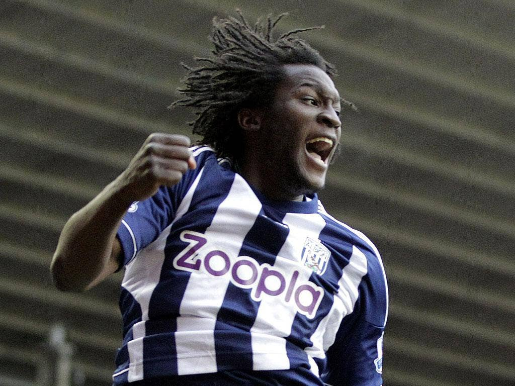 Romelu Lukaku could be recalled from his West Brom loan spell